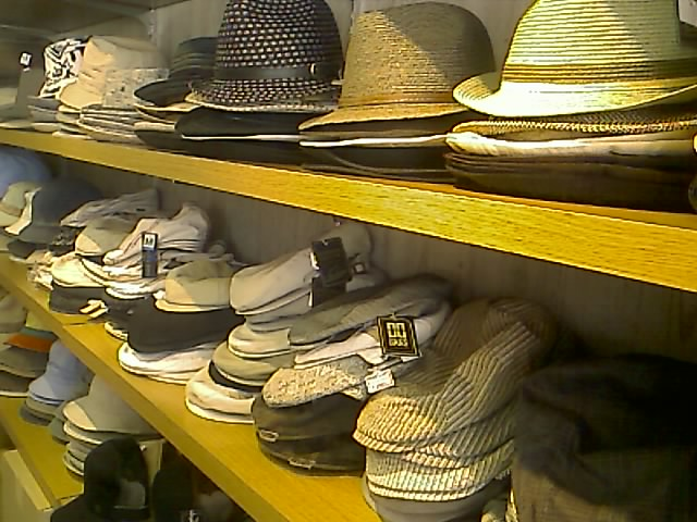 駿府町の帽子屋さん大黒屋