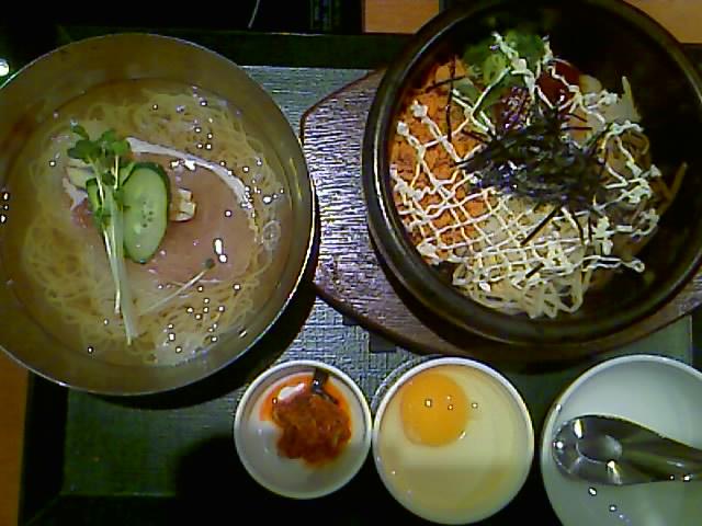 スタミナつけて韓国料理