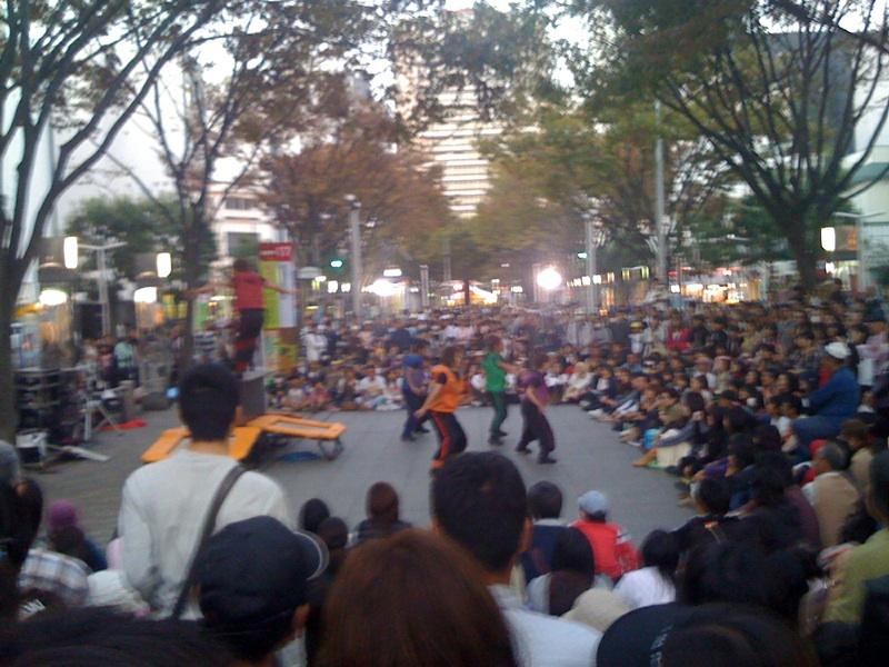 大道芸の街静岡