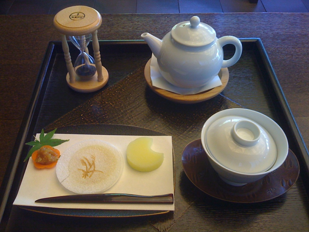 静岡らしくお茶を味わう!