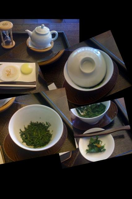 美味しいお茶は茶葉が旨い