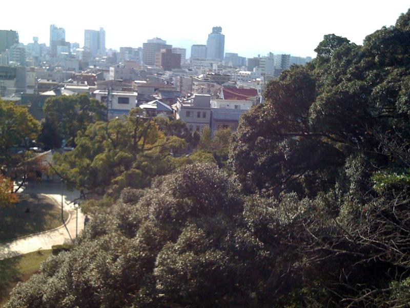 街が見える景色!