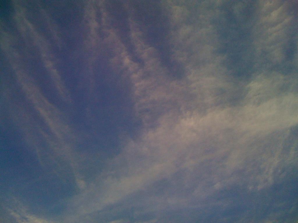 あれ?夏の雲じゃないような?