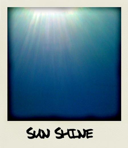 太陽の破片