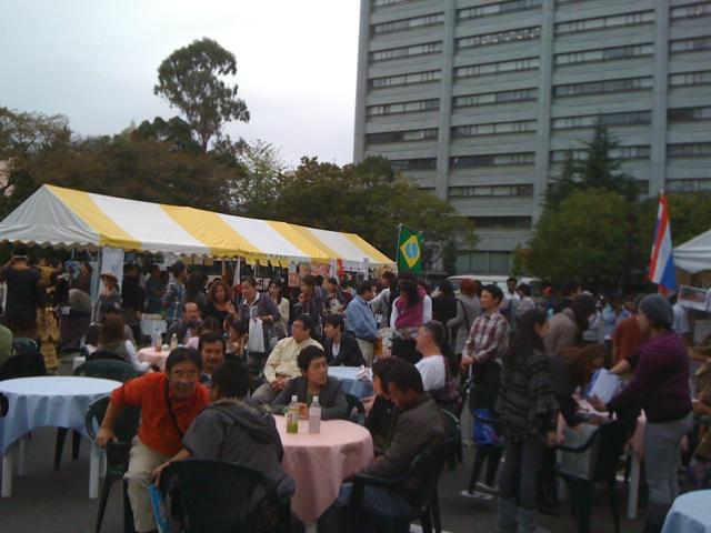 今日は国際交流フェスティバルinSHIZUOKAでした。