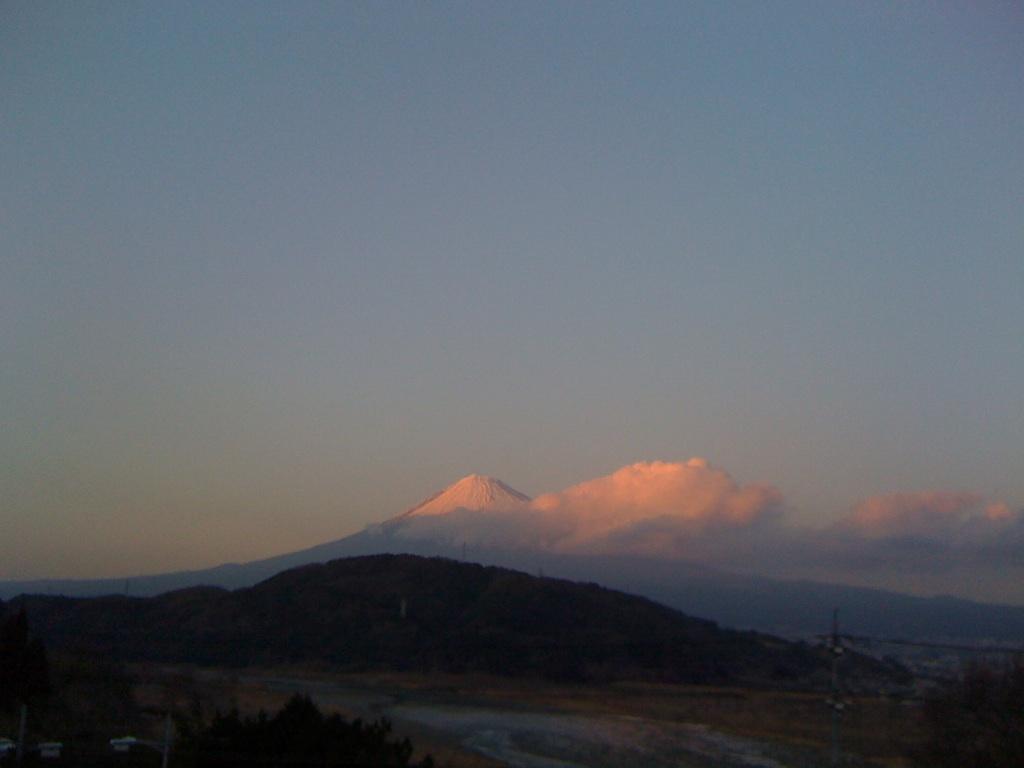 今日は223、富士山の日でした。
