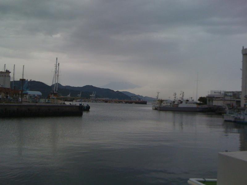 朝は晴れてたけどね。昼過ぎからどんより(*^_^*)