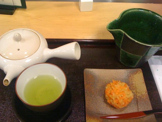 喫茶一茶@静岡駅北口地下広場でのんびり!